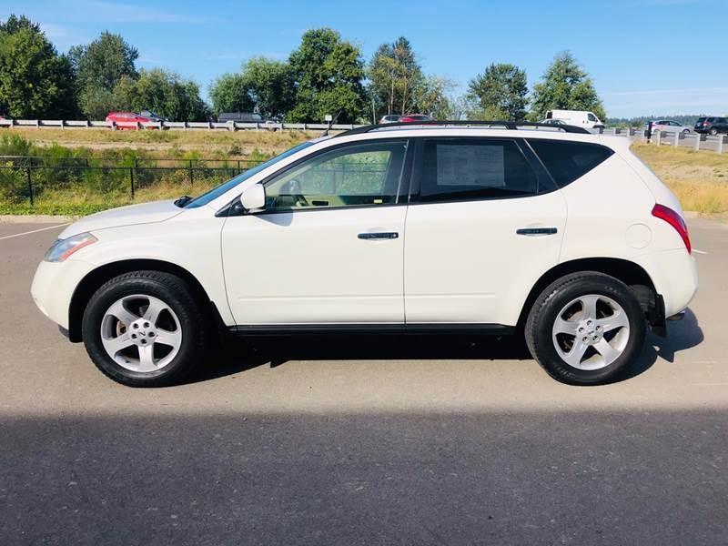 Nissan Murano 2004 price $5,450