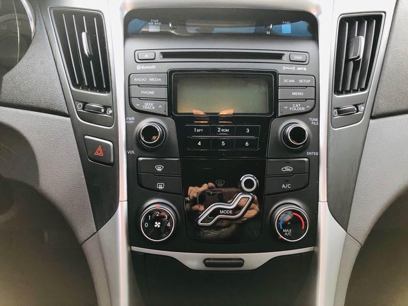 Hyundai Sonata 2013 price $8,777