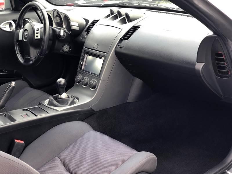 Nissan 350Z 2003 price $8,897