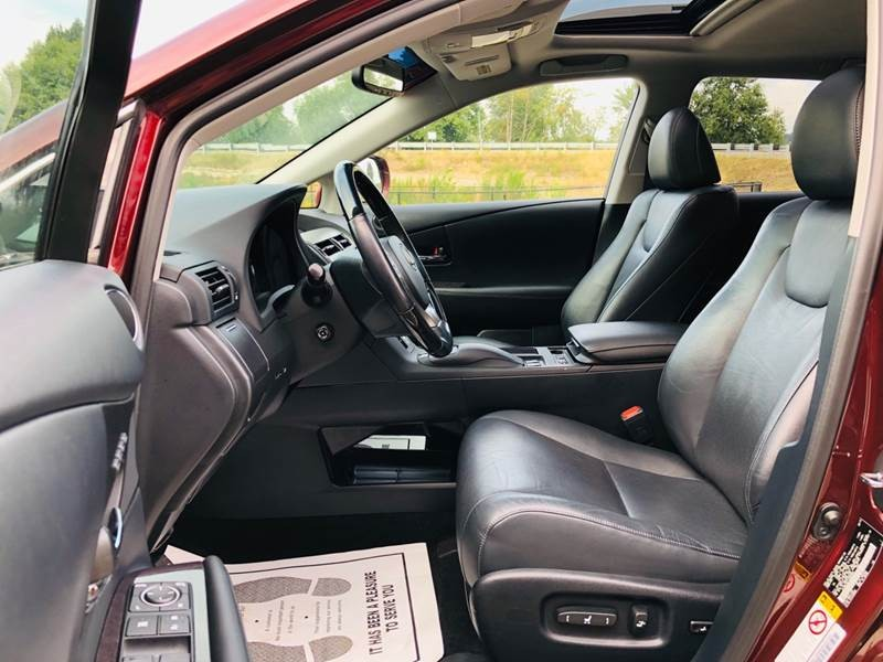 Lexus RX 350 2015 price $24,997
