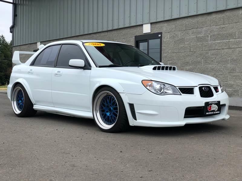Subaru IMPREZA WRX STi 2006 price $22,777