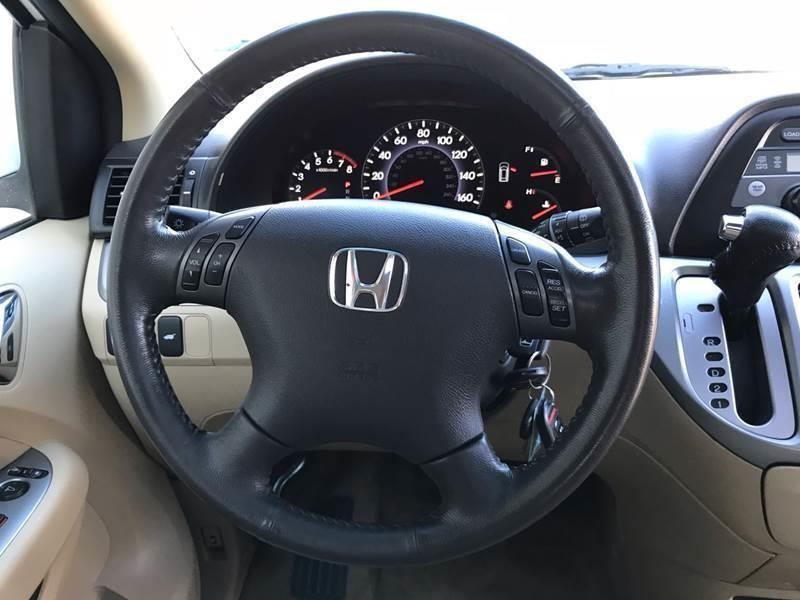 Honda Odyssey 2009 price $7,997
