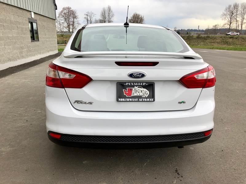 Ford Focus 2012 price $7,319