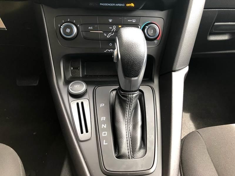 Ford Focus 2016 price $9,397