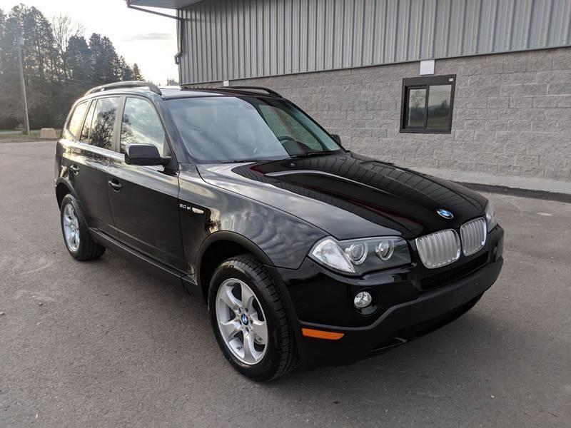 BMW X3 2008 price $9,595