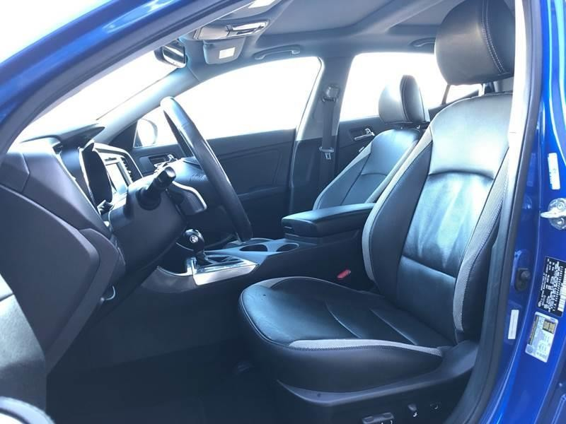 Kia Optima 2013 price $12,333