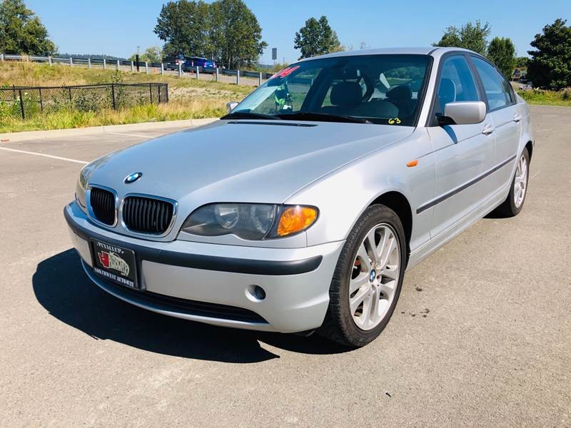 BMW 3 Series 2004 price $5,619