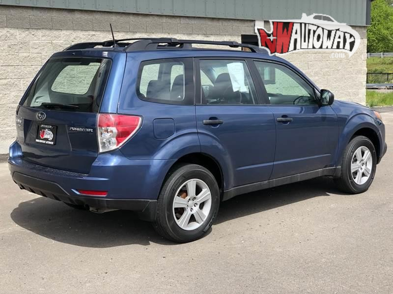 Subaru Forester 2011 price $10,888