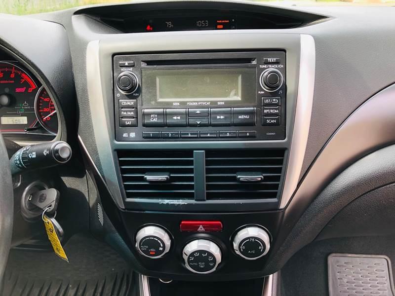 Subaru IMPREZA WRX STi 2011 price $24,777