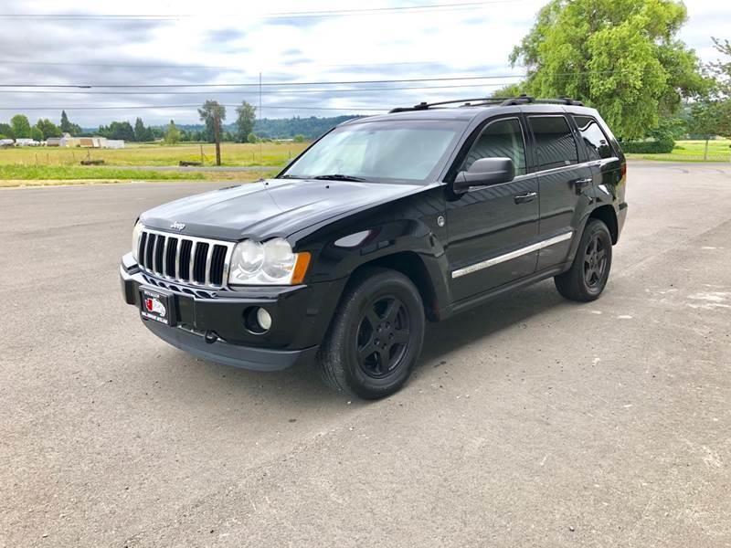 Jeep Grand Cherokee 2005 price $7,895