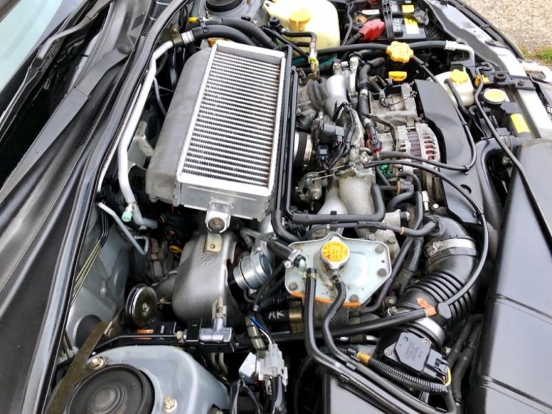 Subaru Impreza WRX Wagon TURBOCHARGED 2005 price $5,995