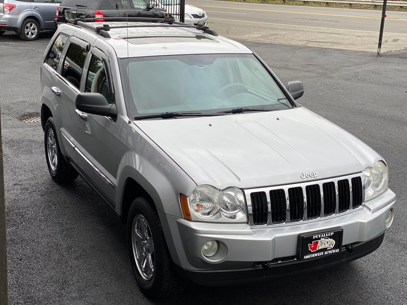 Jeep Grand Cherokee 2005 price $7,745