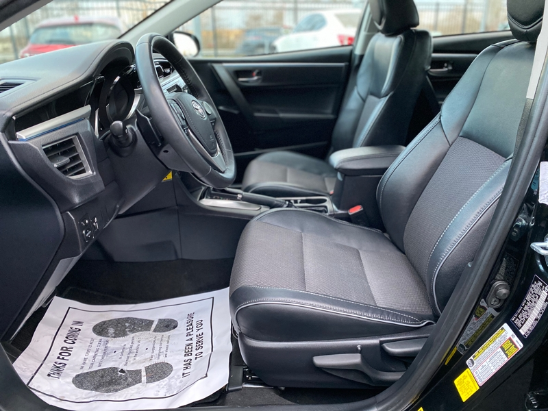 Toyota Corolla 2016 price $12,350