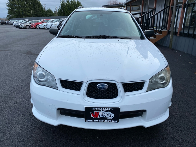 Subaru Impreza Wagon 2006 price $4,995
