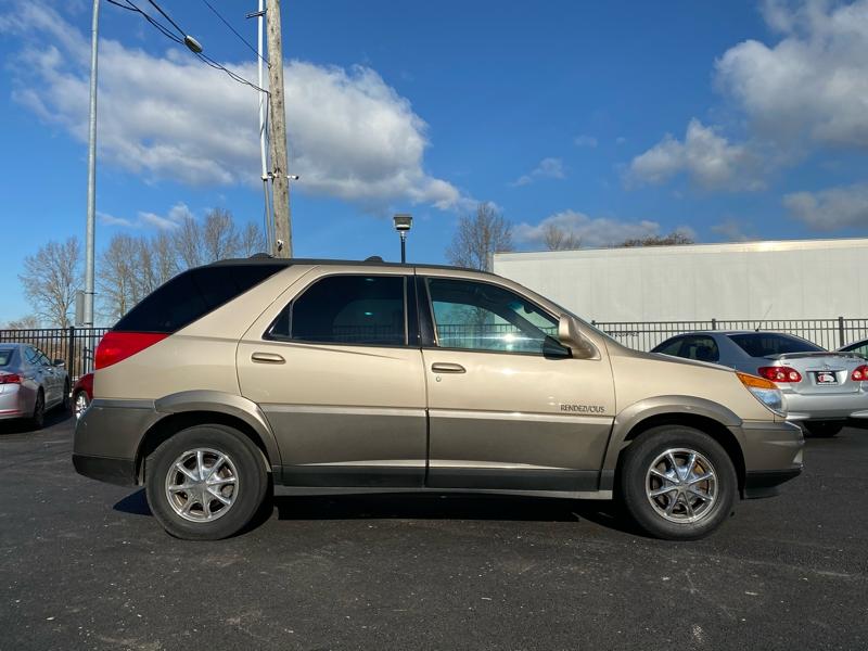 Buick Rendezvous 2003 price $3,997