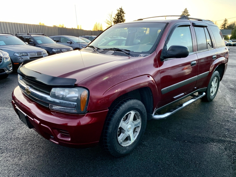 Chevrolet TrailBlazer 2005 price $4,575