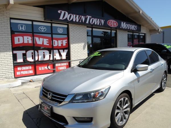 2015 HONDA ACCORD Downtown Motors | Auto dealership in Fairfield