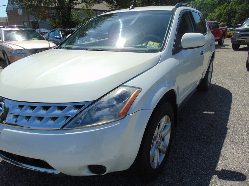 Nissan Murano 2006 price $5,888