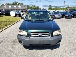 Subaru Forester (Natl) 2004