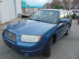 Subaru Forester (Natl) 2008