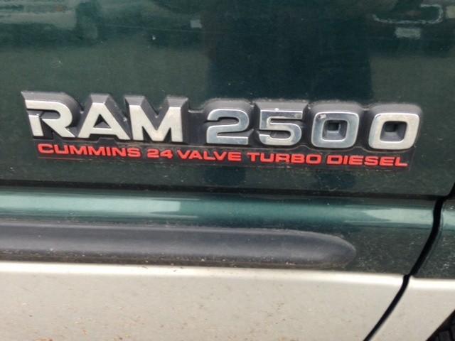 Dodge Ram 2500 2000 price $11,500