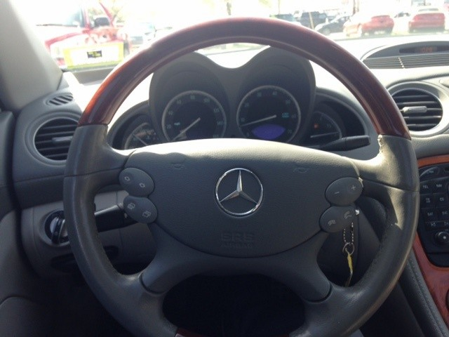 Mercedes-Benz SL-Class 2004 price $17,988