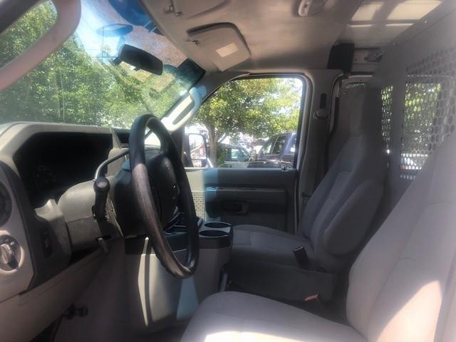 Ford Econoline Cargo Van 2010 price