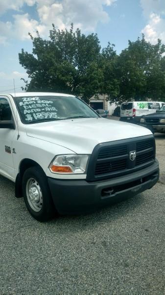 RAM 2500 2012 price $18,988