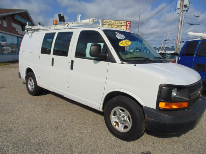 Chevrolet Express Cargo Van 2008 price $10,988