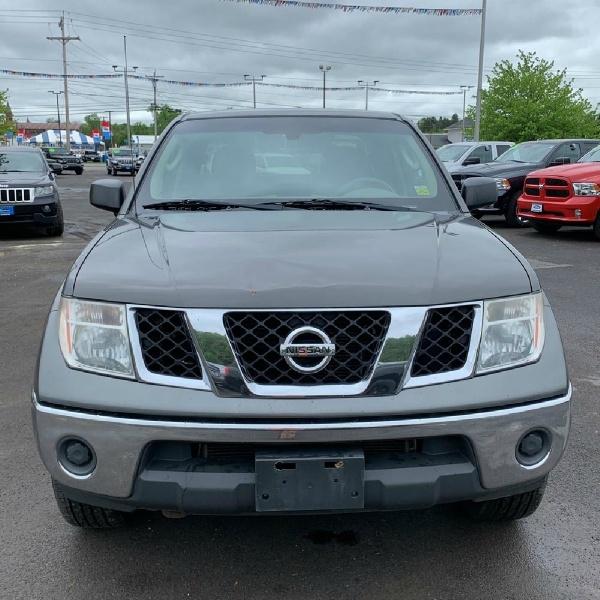 Nissan Frontier 2008 price $8,788