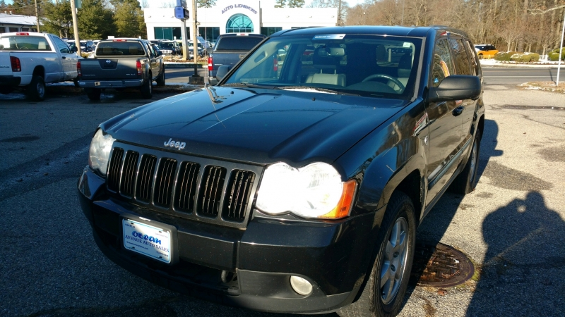 Jeep Grand Cherokee 2008 price $8,488
