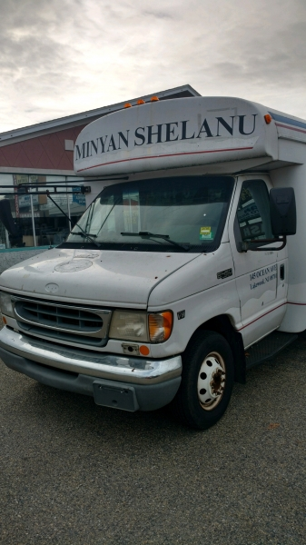 Ford Econoline Commercial Cutaway 2001 price $3,988