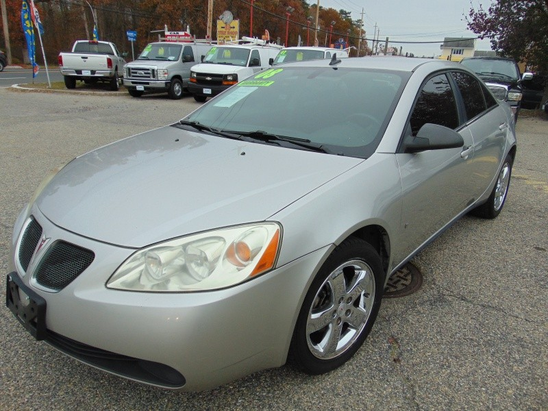 2008 pontiac g6 4dr sdn gt inventory ocean avenue auto sales auto dealership in lakewood. Black Bedroom Furniture Sets. Home Design Ideas