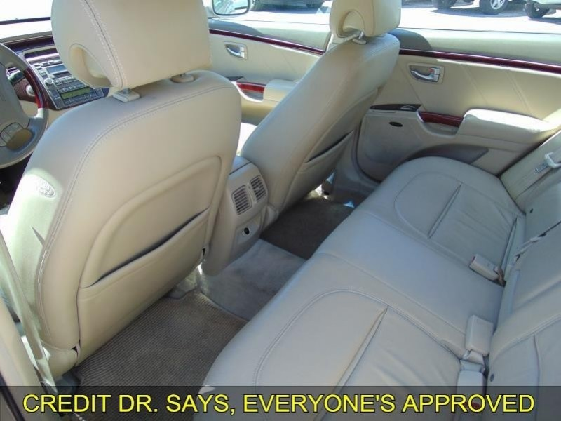 Hyundai Azera Limited 2006 price $6,888