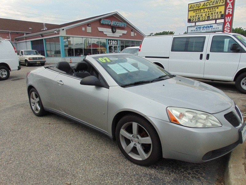 2007 pontiac g6 2dr convertible gt inventory ocean avenue auto sales auto dealership in. Black Bedroom Furniture Sets. Home Design Ideas