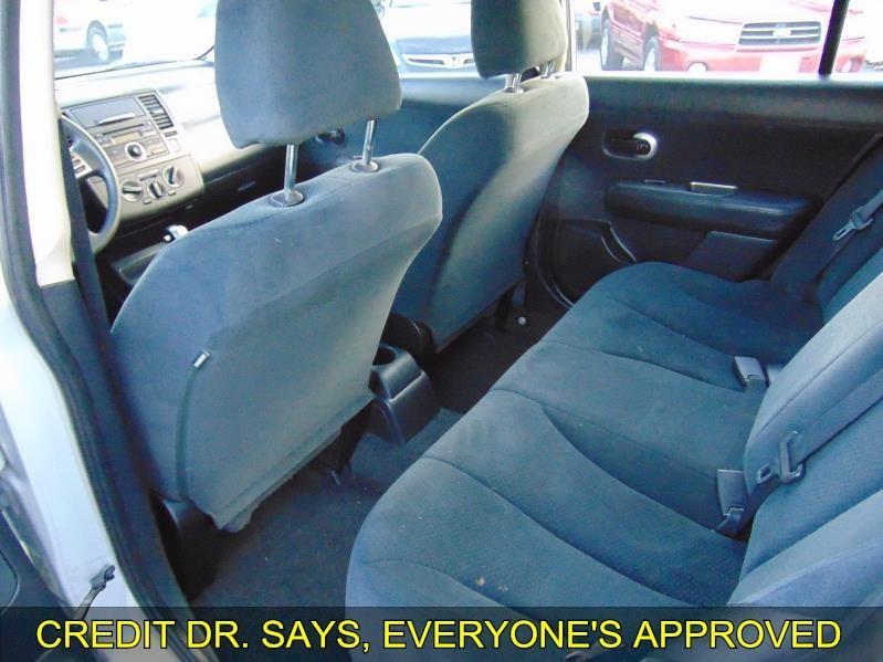 Nissan Versa 2011 price $6,488
