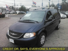 Chrysler Town Country 2003