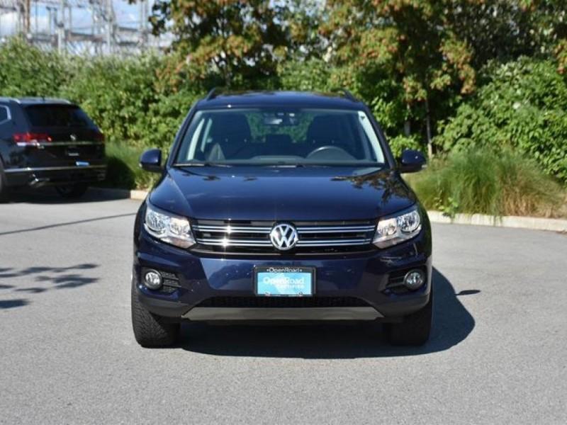 Volkswagen Tiguan 2017 price $23,699