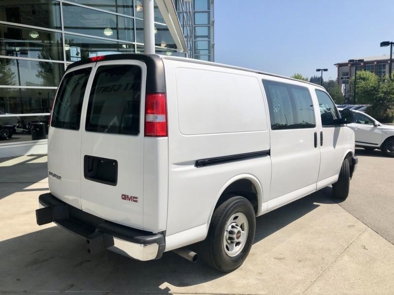 GMC Savana Cargo Van 2017 price $24,523