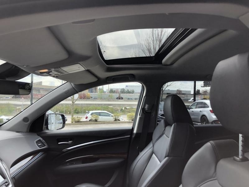 Acura MDX 2017 price $35,996