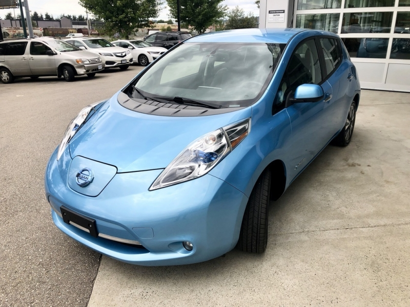 Nissan LEAF 2015 price $20,986