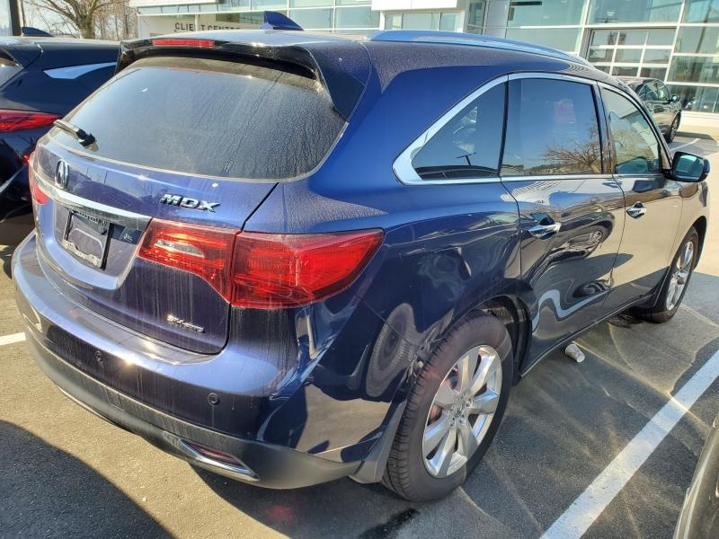 Acura MDX 2016 price $33,981