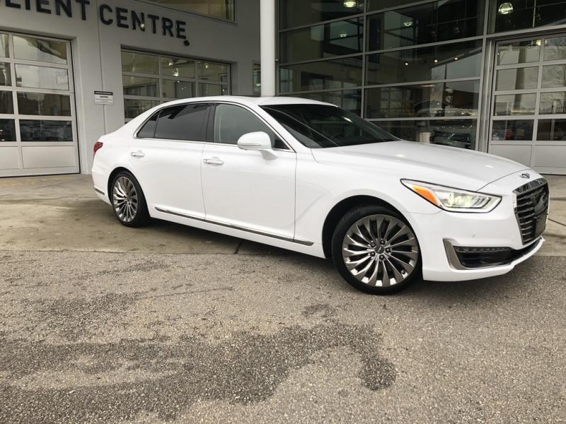 Hyundai Genesis 2019 price $66,850