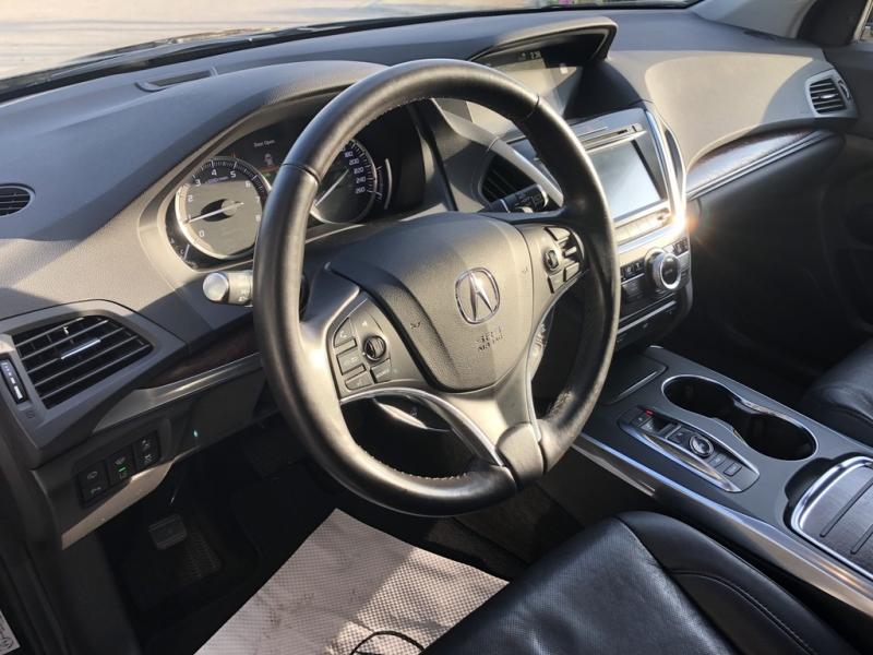 Acura MDX 2016 price $34,858