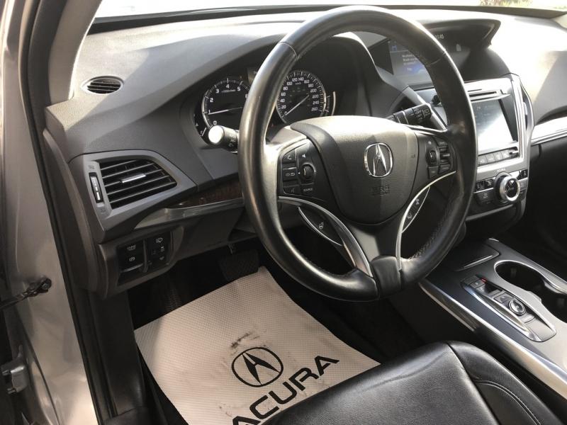 Acura MDX 2017 price $36,953