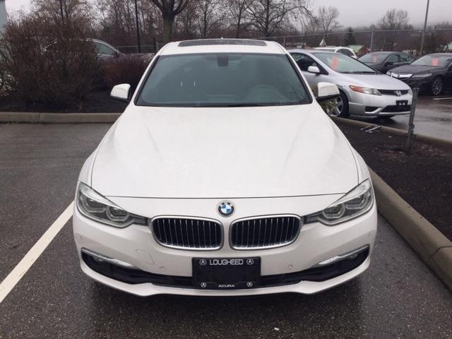 BMW 3-Series 2016 price $24,856