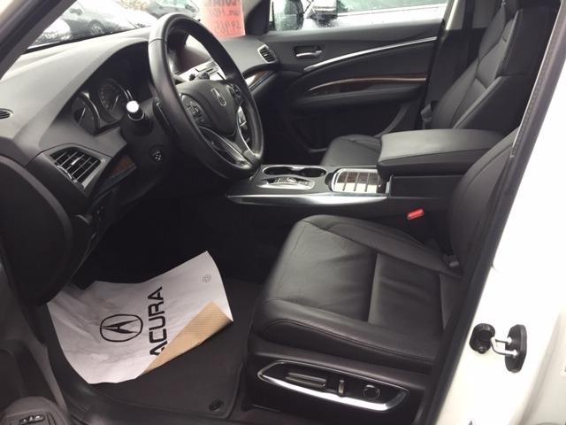 Acura MDX 2019 price $49,965