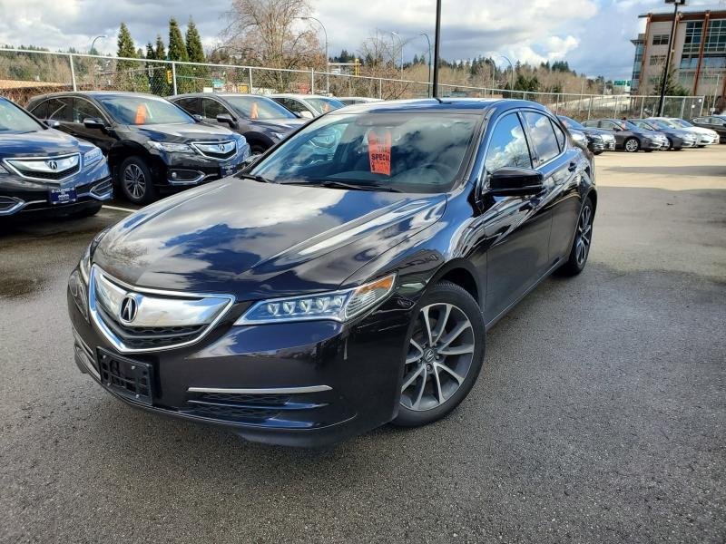 Acura TLX 2016 price $22,996