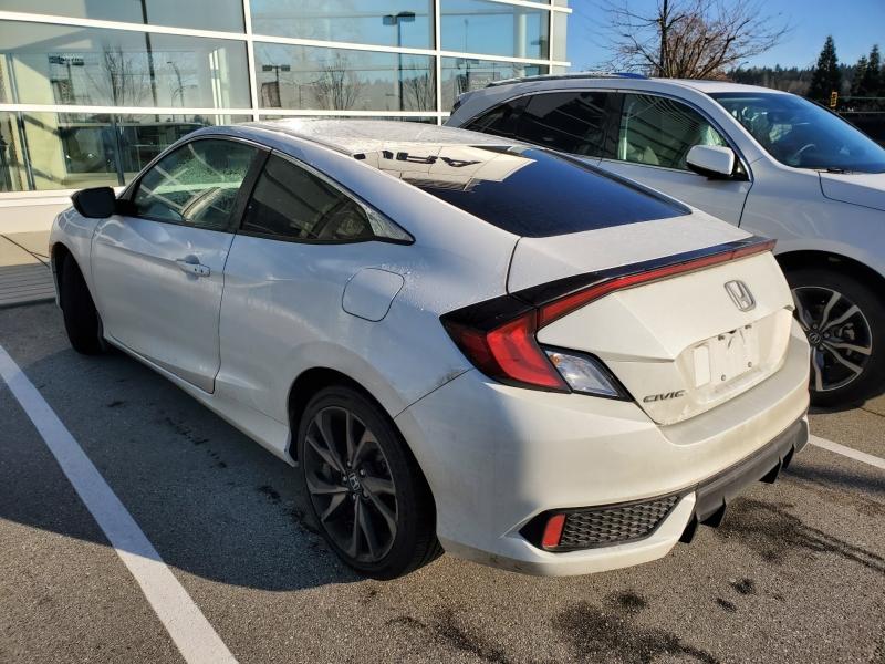 Honda Civic Coupe 2019 price $25,896