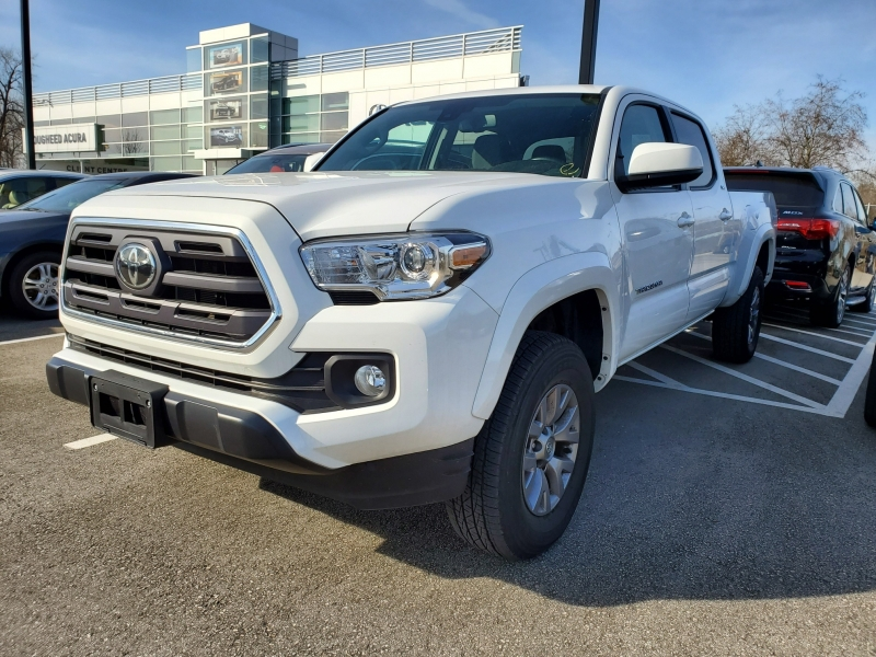 Toyota Tacoma 2019 price $37,787